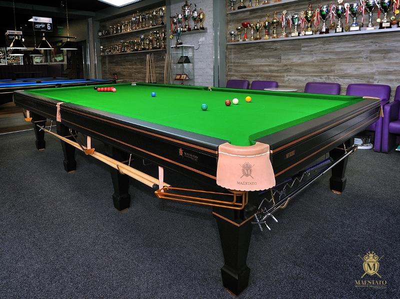 Maestato - professional pool & snooker tables